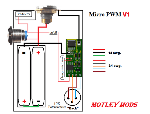 Pwm Wiring Diagram