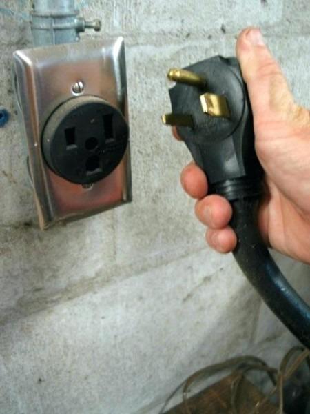 Re 4 Prong Dryer Outlet Problem 220 Plug Volt Wiring Diagram – Kindery