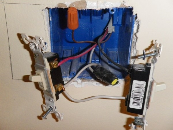 Replacing Single Pole Light Switches With Double Pole