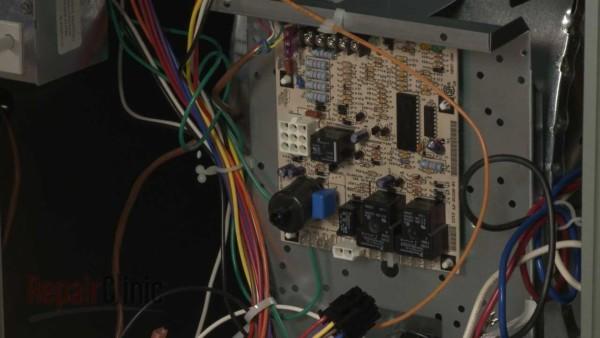 Rheem Furnace Wiring Diagram