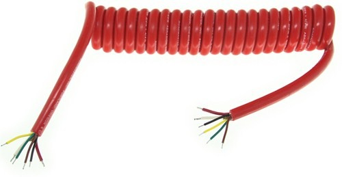 6 Wire Trailer Cord