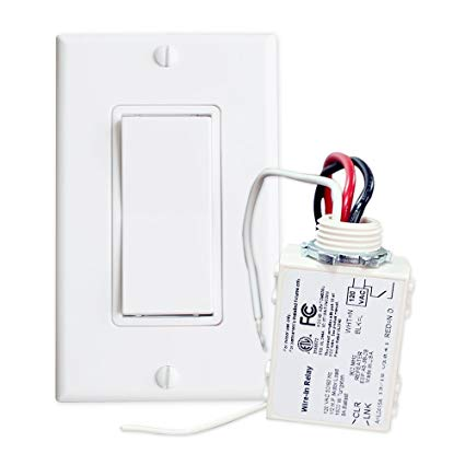 Runlesswire Simple Wireless Switch Kit, Self