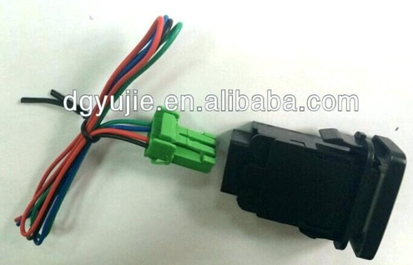 110v Electrical Power Outlet Box