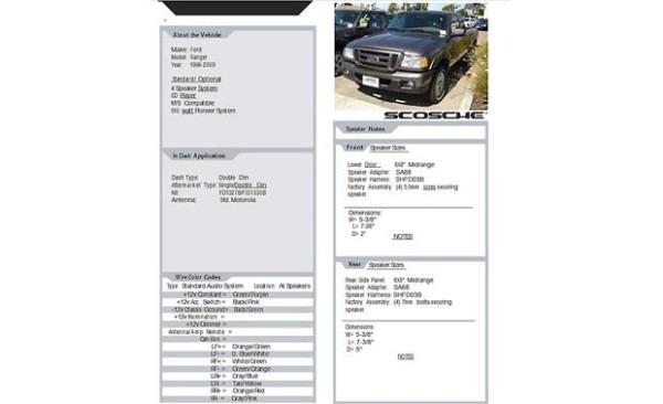 Scosche Installation Instructions Vehicle