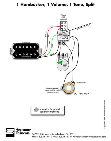 4 Way Switch Reverse Telecaster Wiring Diagram Seymour Duncan from www.chanish.org