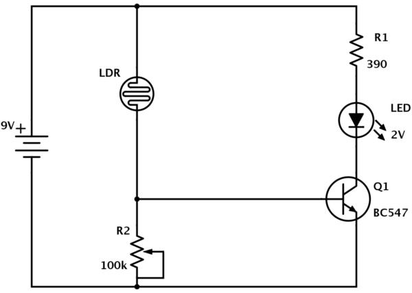 circuit diagram of