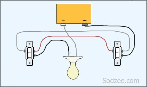 Simple Switch Wiring Diagram