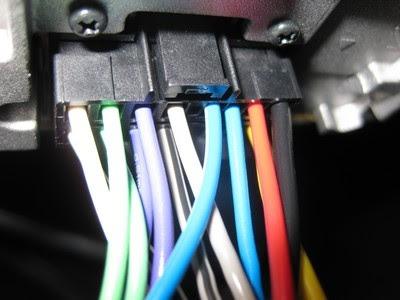 Sony Head Unit Wiring Diagram Cdx