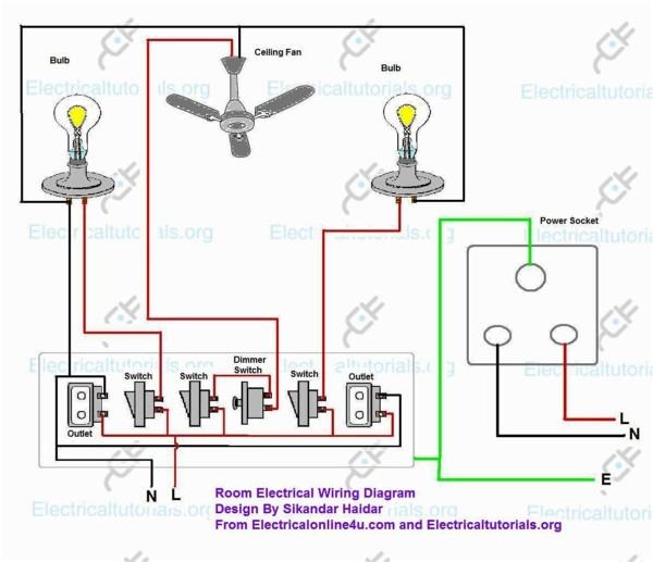 Staff Wiring Diagram