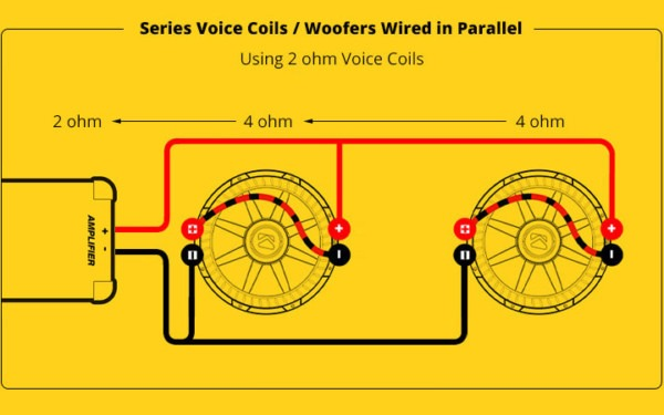 Subwoofer, Speaker & Amp Wiring Diagrams