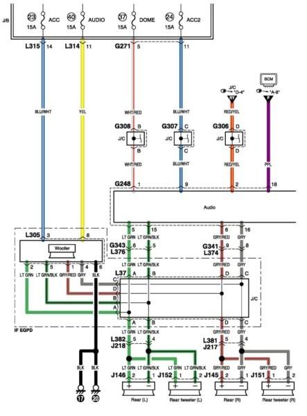 Suzuki Stereo Wiring Harness