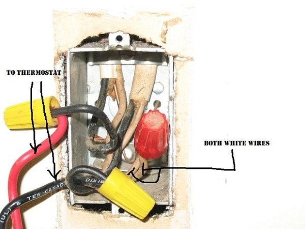 Thermostat Wiring Diagram Or Directions