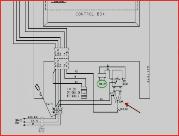 True Refrigerator Gdm 49 Wiring Diagram