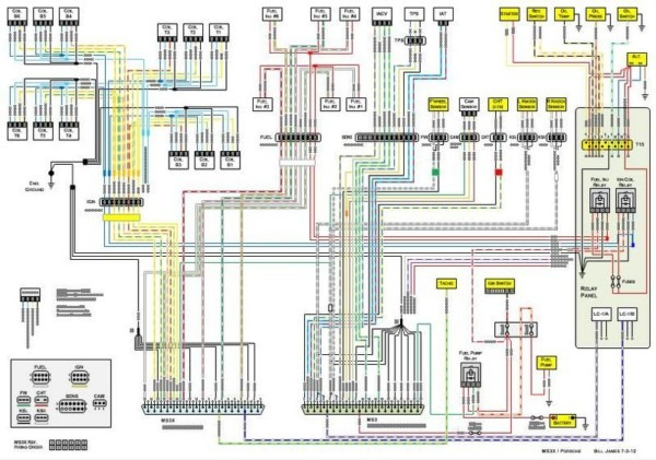Vw T4 Wiring Diagram