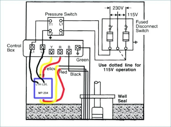 Well Pump Plumbing Diagram Well Plumbing Diagram Well Pressure