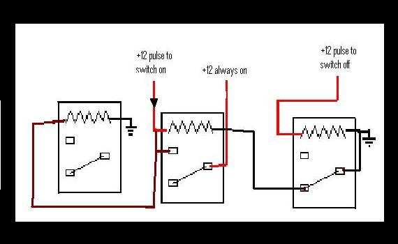 latching relays how they work