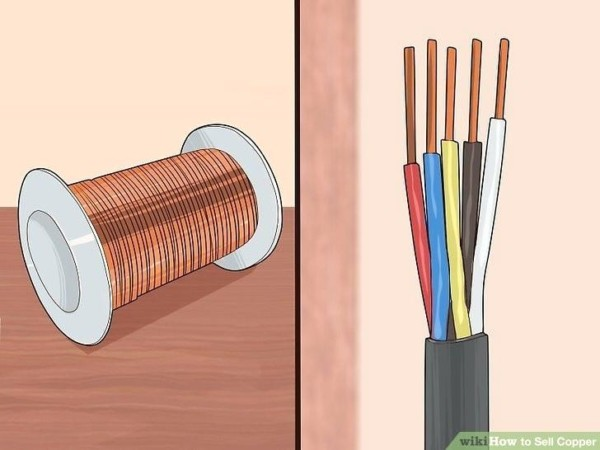 Where Can I Find Copper Wire In My House