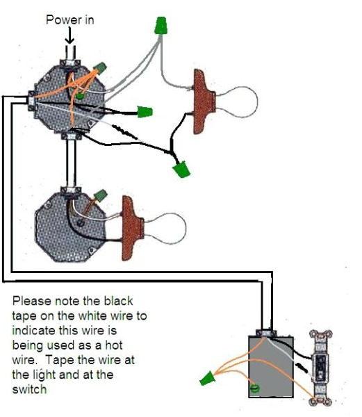 Wire 2 Switches To One Light – Alfonsoinclan Info