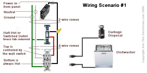 Wiring 110 Schematic From 220