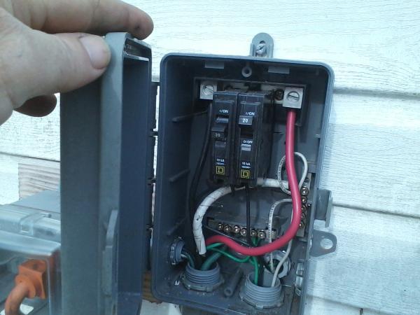 10 2 Wire For 30 Amp Breaker