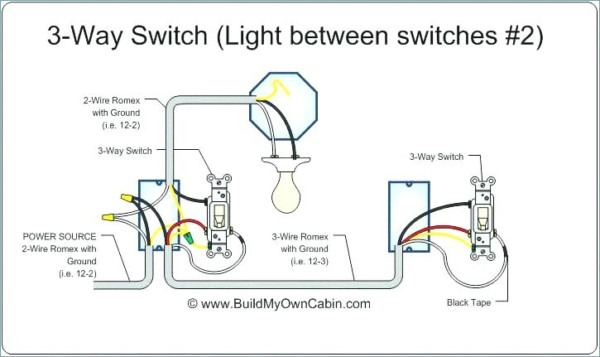 Wiring A 3 Way Switch With One Light – Leagueofgalaxy Info
