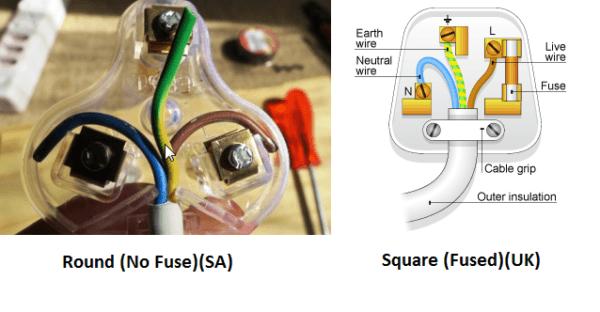 Wiring A Fused Plug