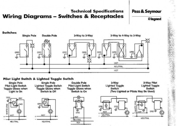 Wiring Diagram For Three