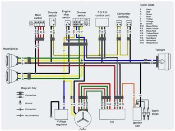 Wiring Diagram For Yamaha Blaster