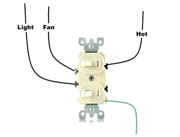 Wiring Double Light Switches – Nativeenglish Info
