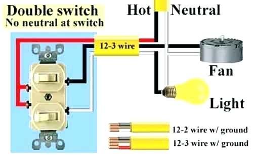 2 Pole Switch Wiring