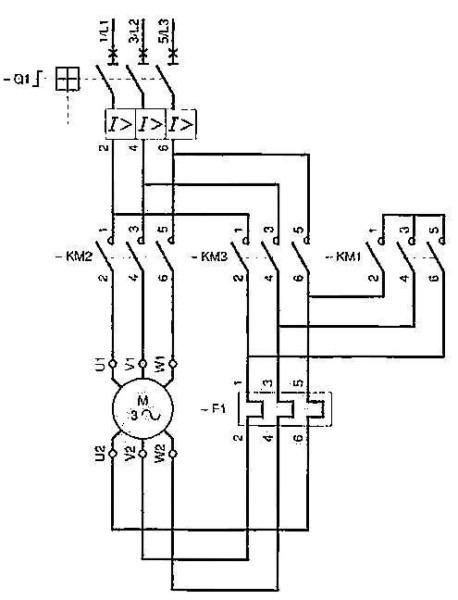 Wye Delta Motor Starter Wiring Diagram