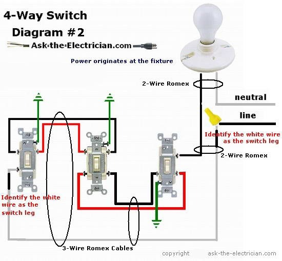 switch diagram 4 legs data wiring diagramswiring switch leg diagram data wiring diagram update vent pipe diagram switch diagram 4 legs