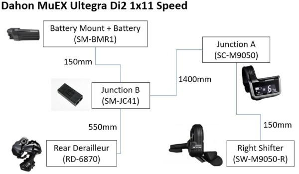 Xtr Di2 Wiring Diagram