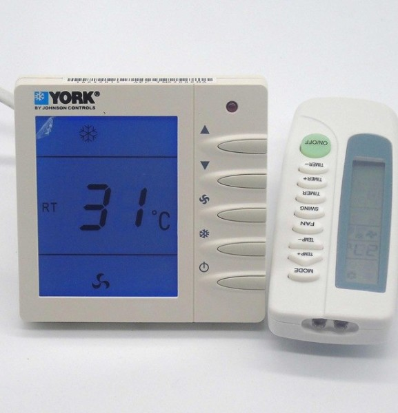 York Digital Temperature Controller Thermostat With Remote Control