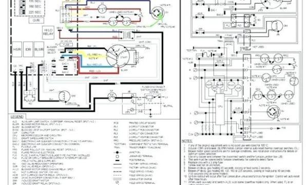Hvac Package Unit Diagram