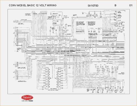 1998 Peterbilt 379 Wiring Diagram