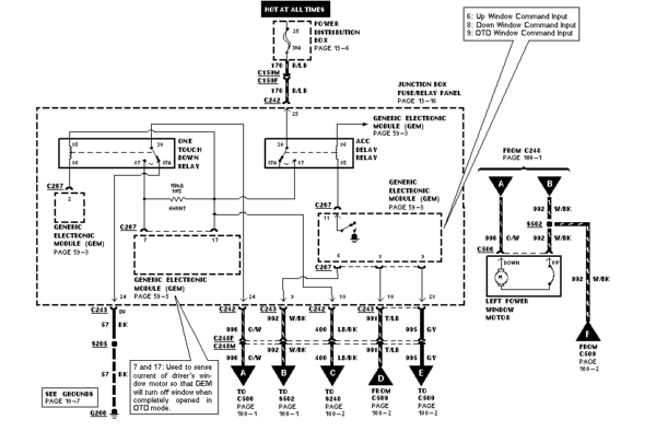 2007 f150 wiring diagram