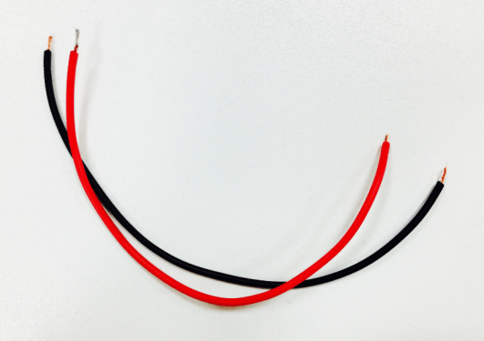 Red And Black Wires