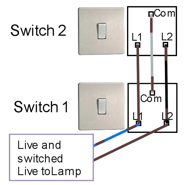 2 Way Dimmer Switch How To Install A Dimmer Switch With 2 Wires