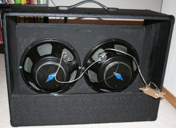 Guitar Speaker Cabinet Wiring Diagrams on