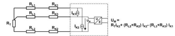 3 Wire Rtd Sensor
