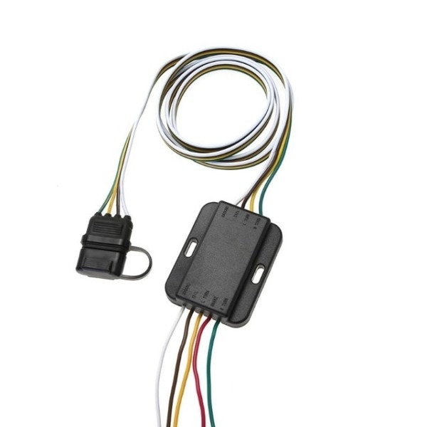 4pin 12v Us Trailer Hitch Wiring Tow Harness Power Controller Plug