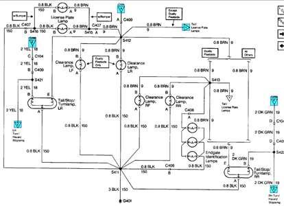98 Chevy Wiring Schematics