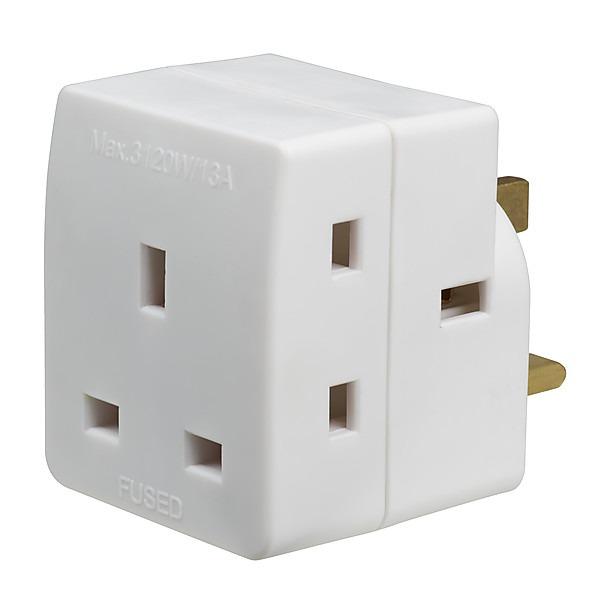 A 3 Way Plug