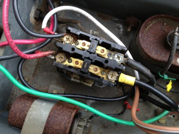 Ac Unit Wiring