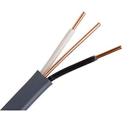 Amazon Com  250' 14 2 Romex Building Solid Core Copper Wire