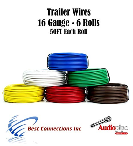 6 Way Trailer Wiring