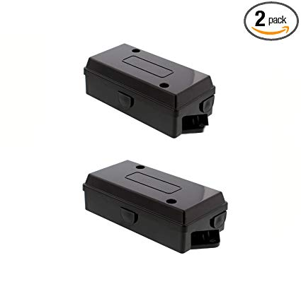 Amazon Com  Abn Electrical Wire Connectors Junction Box 2