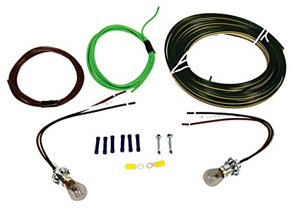 Amazon Com  Blue Ox Bx8869 Bulb And Socket Tail Light Wiring Kit