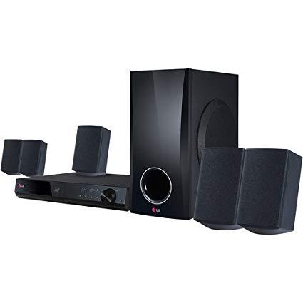Amazon Com  Lg 5 1 Channel 500 Watt 3d Blu